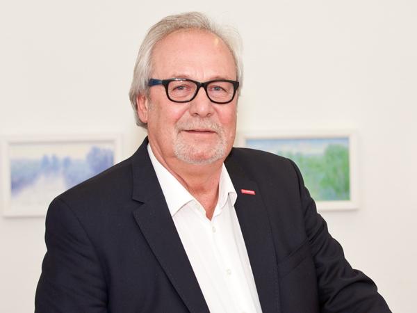 Schatzmeister: Günter Bode